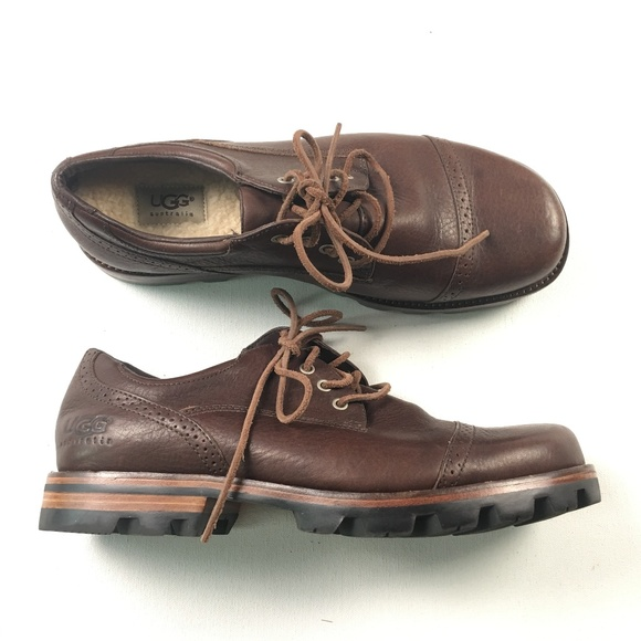ugg men's oxfords
